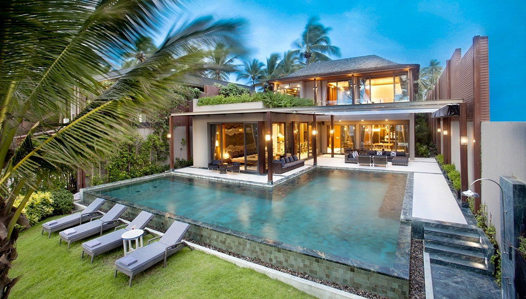 Baba Beachfront Villa